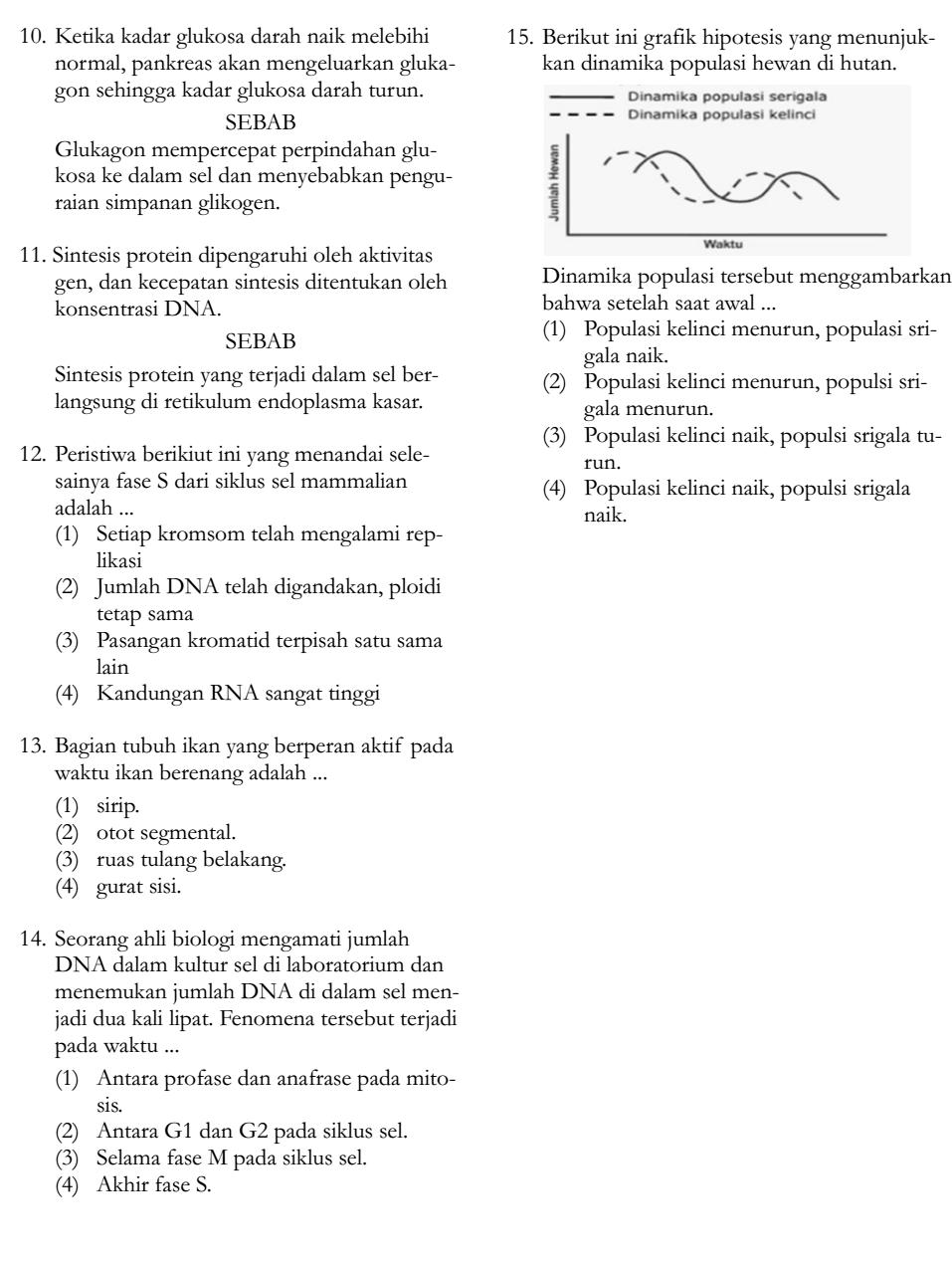 az endoparazita kimutatás biológiája