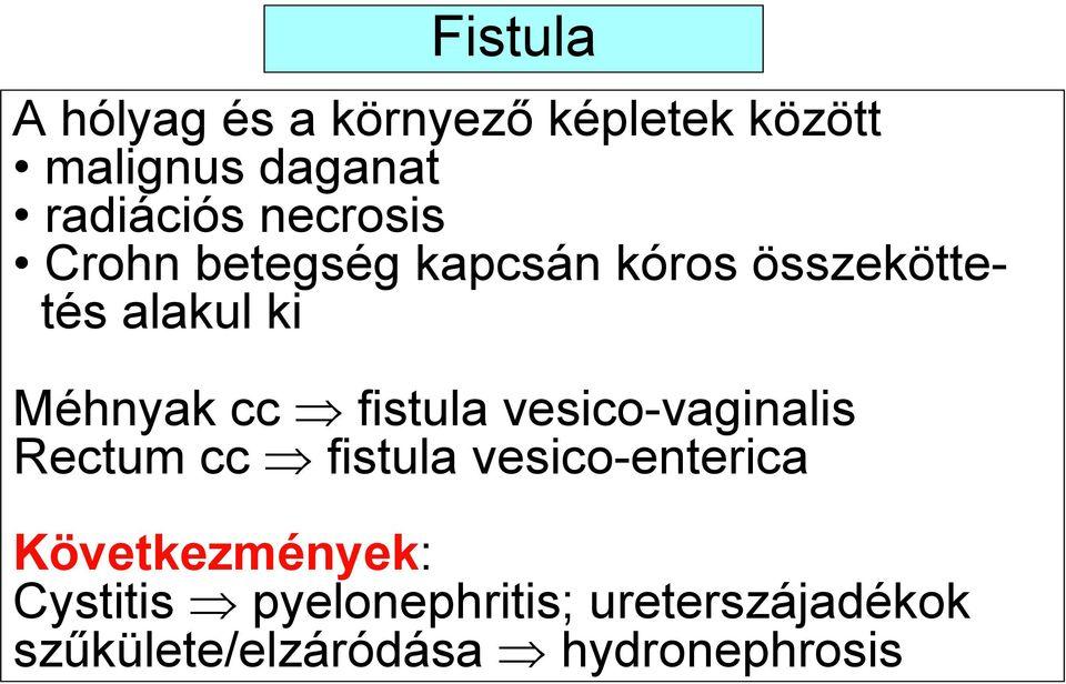 húgyhólyag papilloma szövettana)