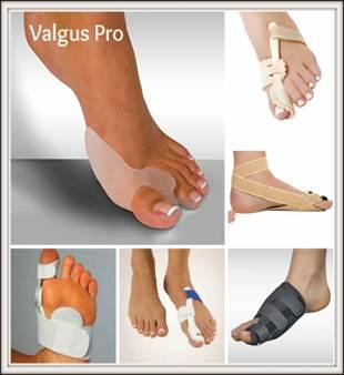 a lábujjak kezelése közötti belső út)
