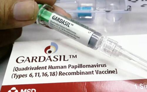 vakcina x papilloma)