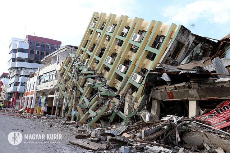 földrengés a testben)