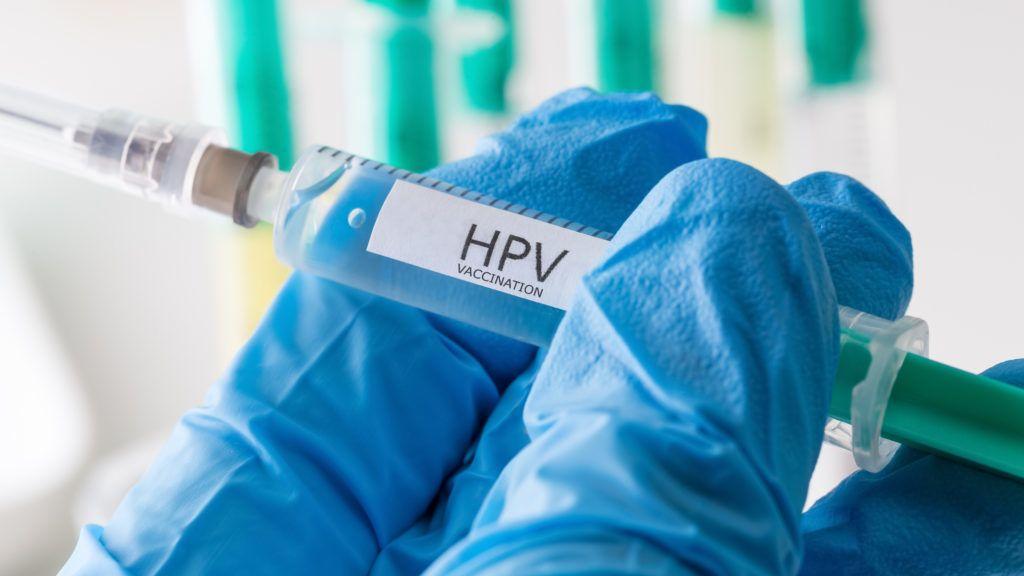 hpv vakcina amerikai rákos társaság