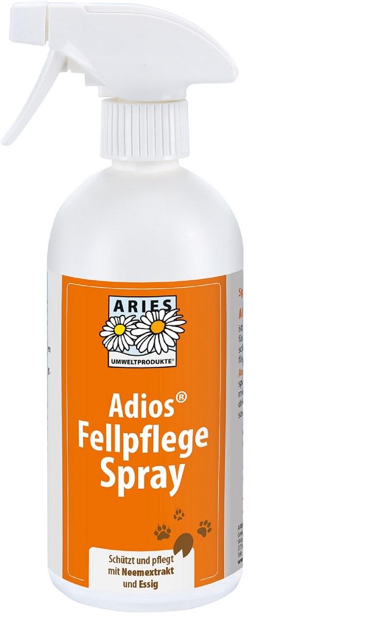 Élősködők elleni szerek macskáknak   ABC-ZOO, Parazita spray