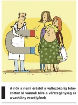 vészes vérszegénység)