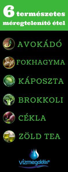 élő zöld élet méregtelenítés)