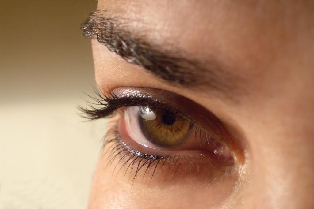 gyöngyök a szem kezelésében