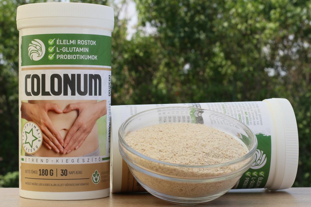 10 napos élelmi rost méregtelenítő kiegészítő