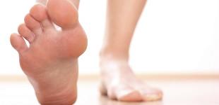 égés a lábujjak között és a kezelés