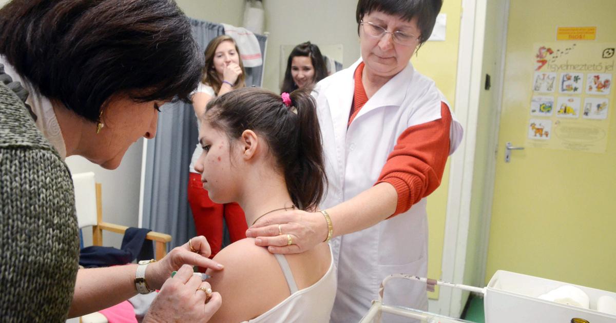 humán papillomavírus elleni vakcina német nyelven