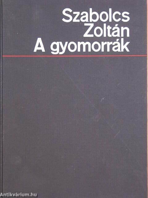 gyomorrák könyv