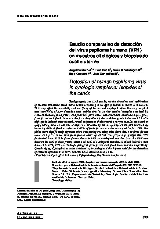 cink papillomavírus