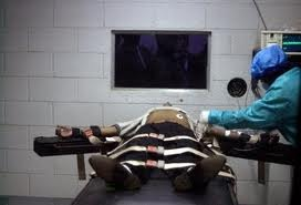 Végigszenvedte a félórás kivégzését