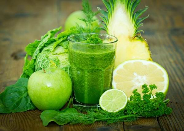 8 zöld turmix recept az egészséges méregtelenítésért