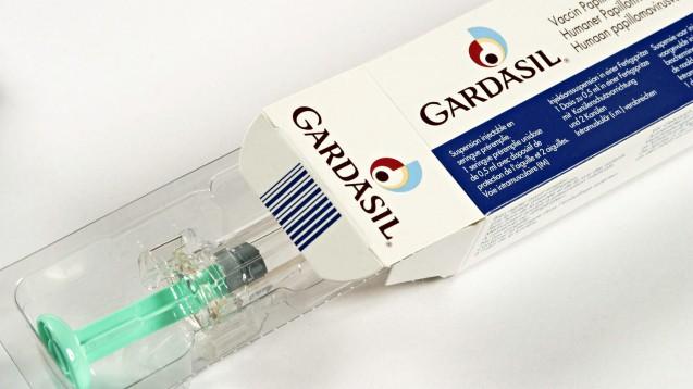 hpv impfung jungen gardasil)