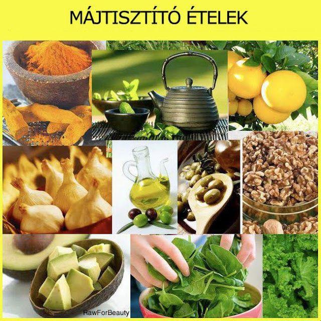A 7 legjobb májtisztító étel! - Blog - Manna. Érezd a bőrödön a különbséget.