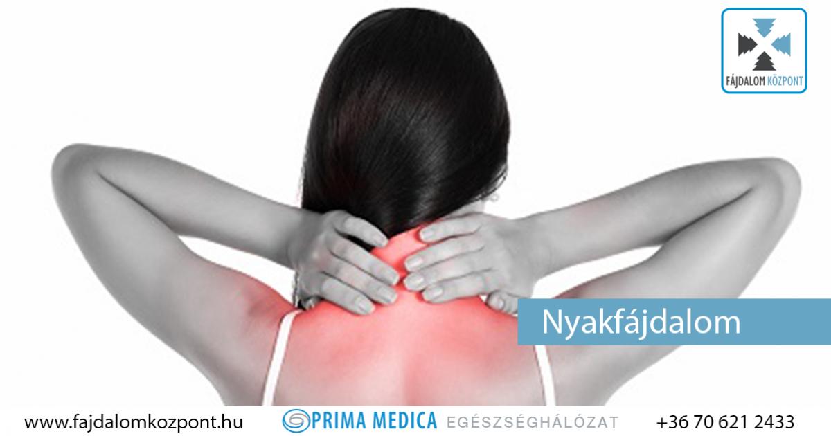 felnőtt nyaki fájdalomkezelés)