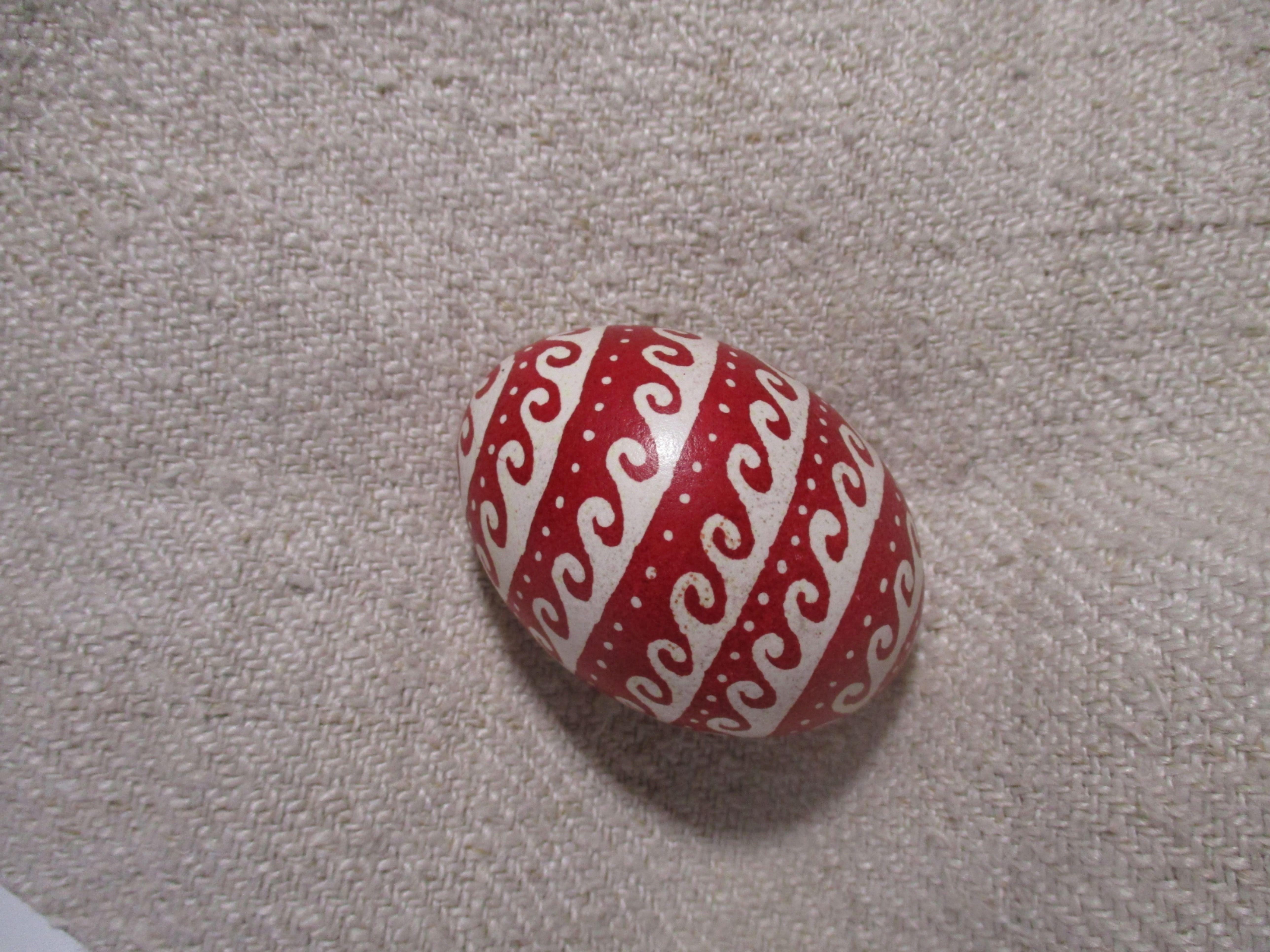 a gyermeknek van egy tojáslistája)