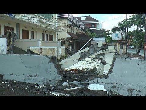 A földrengésről