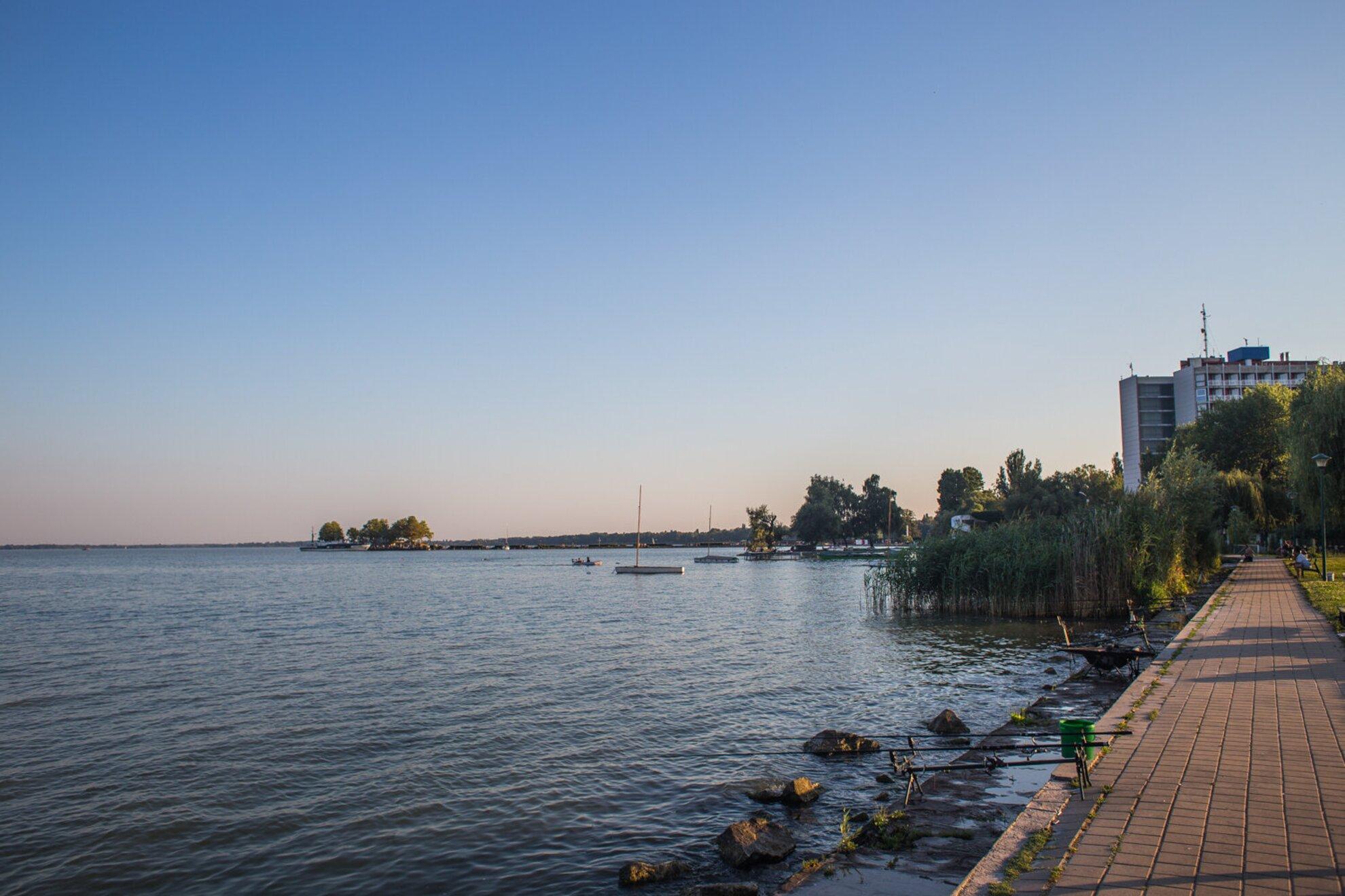 Itt az idő újragondolni a Balaton-partot – Mi épülhet Keszthelyen?