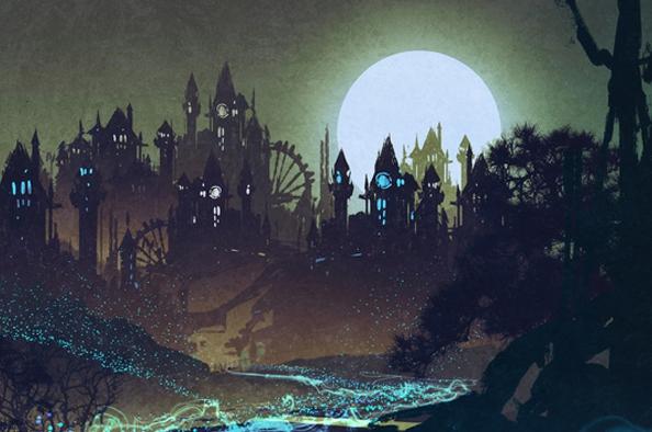éjszakai borzongás)