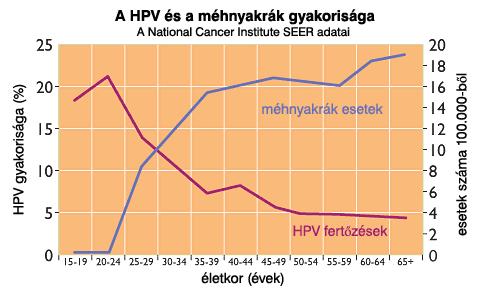 az emberi papillomavírus fertőzés statisztikája condyloma fórum férfiaknak