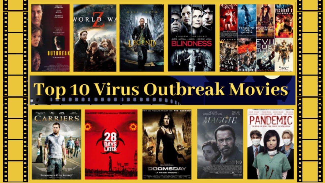top 10 vírus