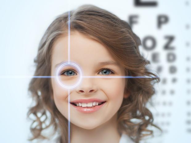 mint például a gyermekek és a felnőttek szeme