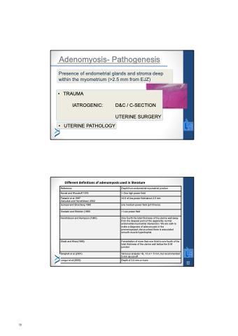 az endometrium bélésének rákja a helmint kezelés hatásai