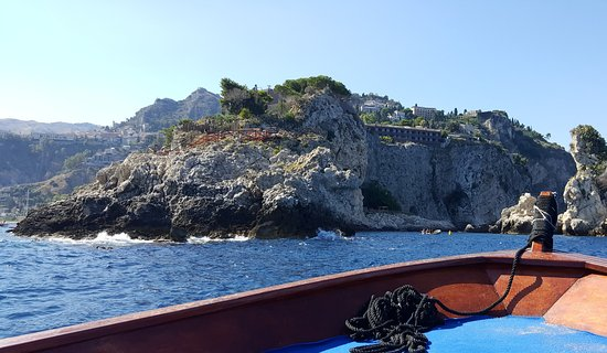 Taormina és Giardini Naxos