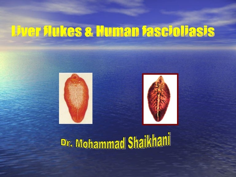 fascioliaza opisthorhiasis)