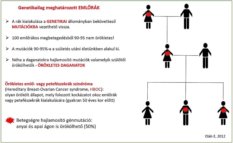genetikai mutációs rák