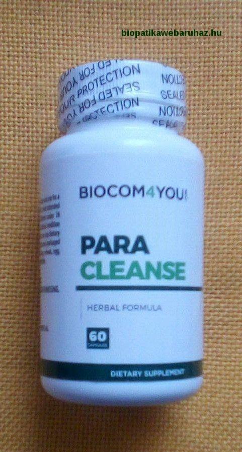 Kezelés parazitákkal kreolinnal, Tisztítja a paraziták gyógyszert