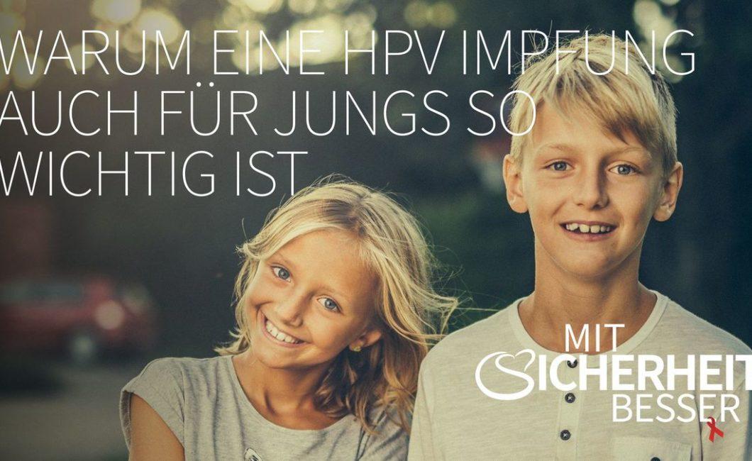 hpv impfung jungen 18 jahre