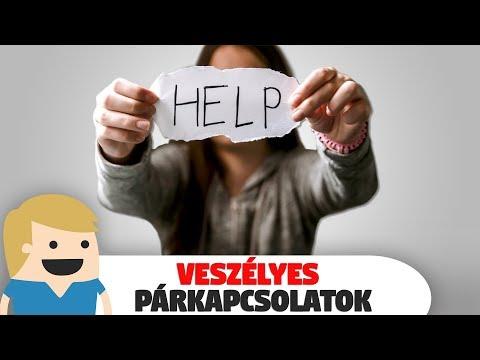 paraziták a kézben