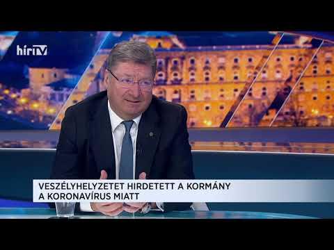paraziták TV-hírek)