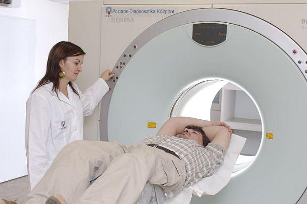 Vastagbélrák CT eredménye
