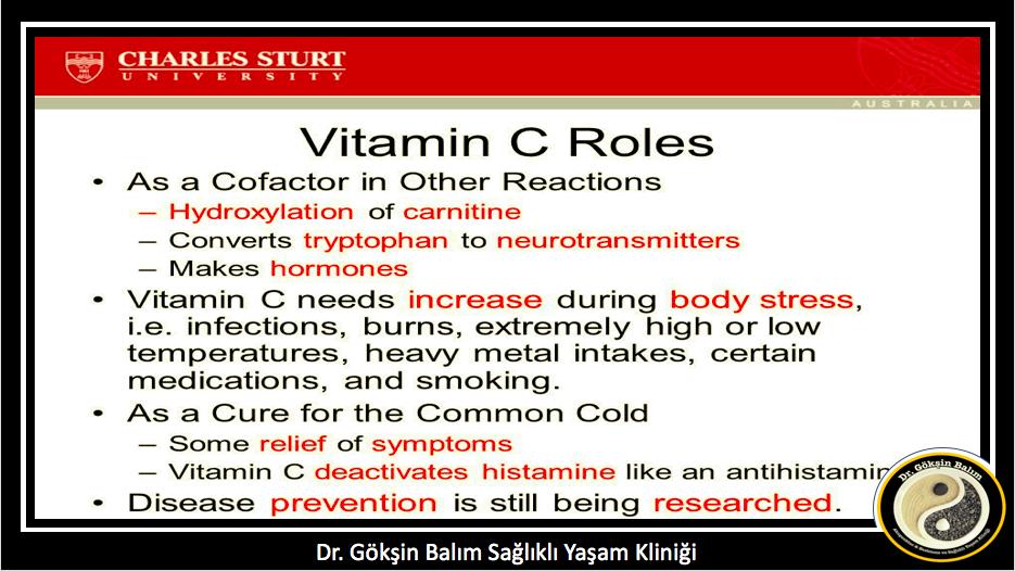 C-vitamin a nemi szemölcsökből)