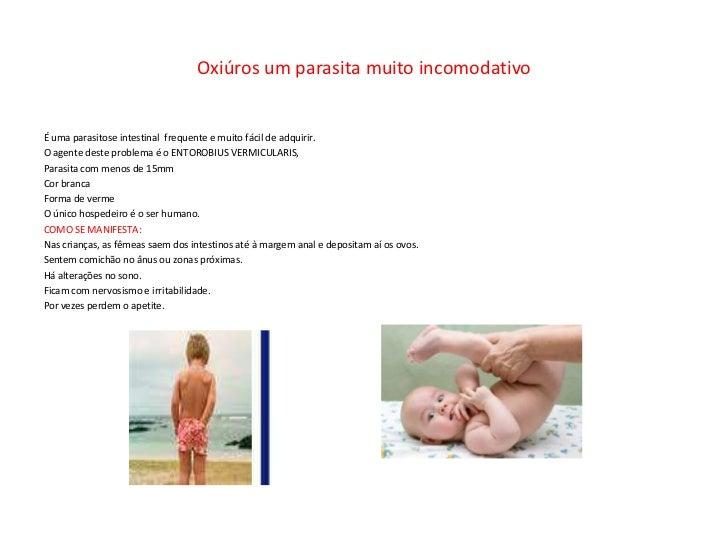 Ou de vierme la un copil - Limbricii la copii: cauze, simpome şi tratament