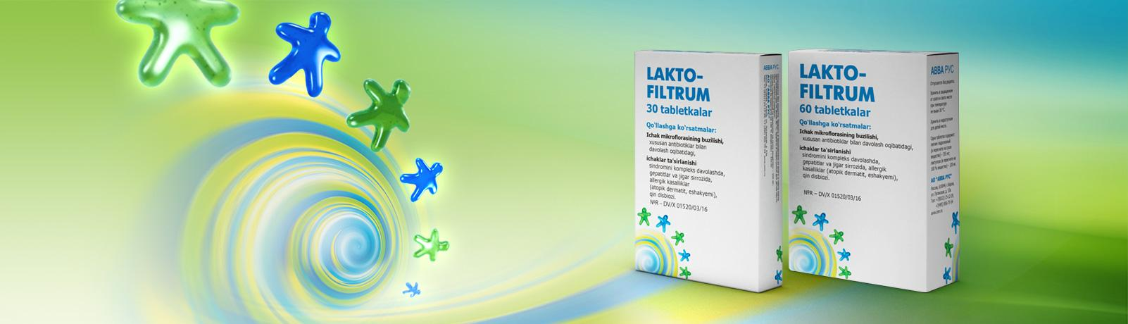 lactofiltrum dysbiosis