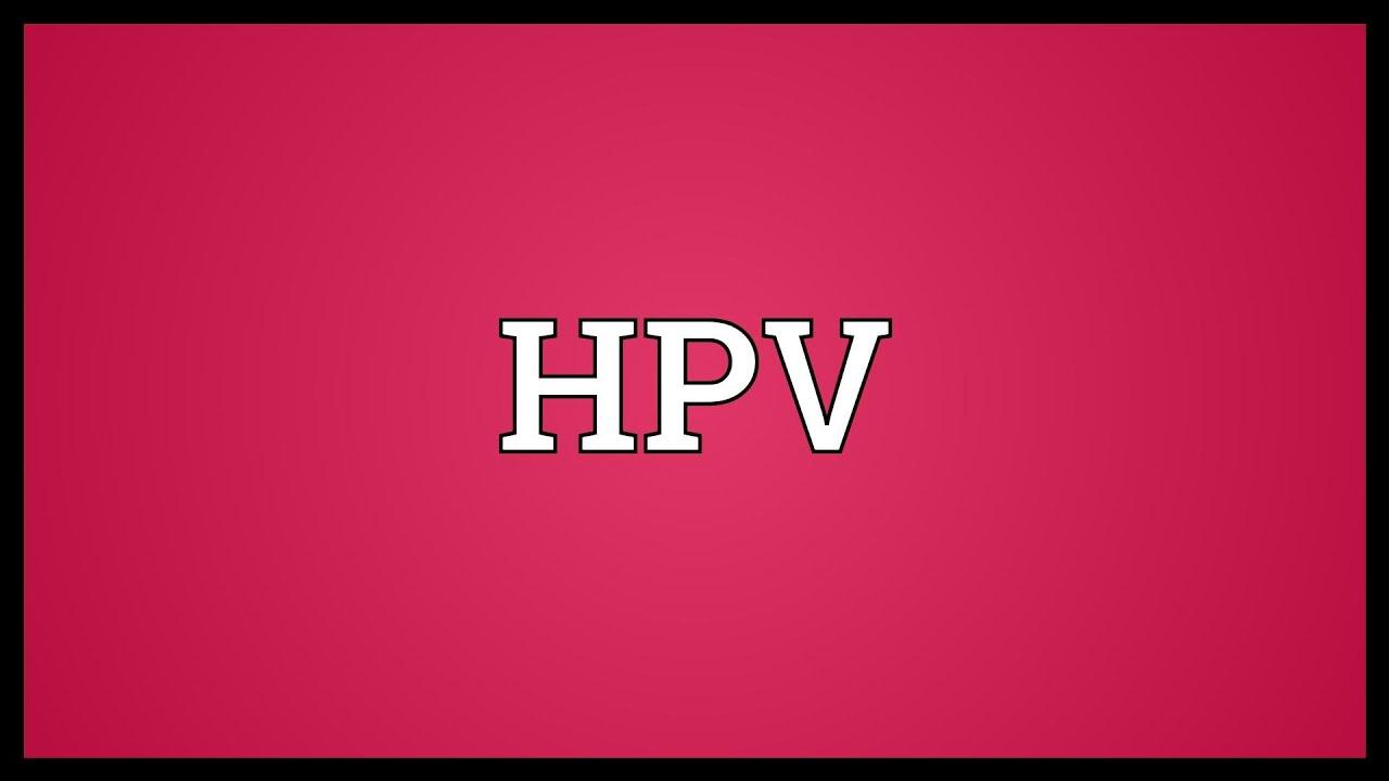 a hpv licenc azt jelenti