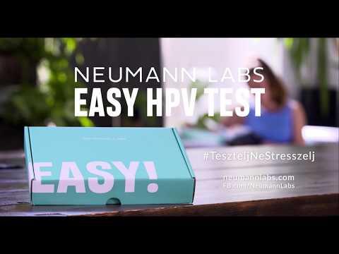 HPV teszt   Mályvavirág Alapítvány
