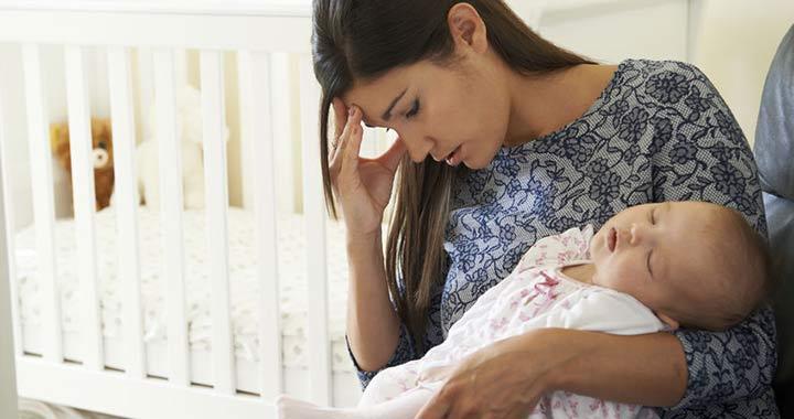 szülés utáni vérszegénység)