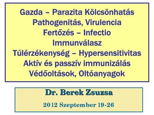 Élősködő – Wikipédia, Gazda parazita