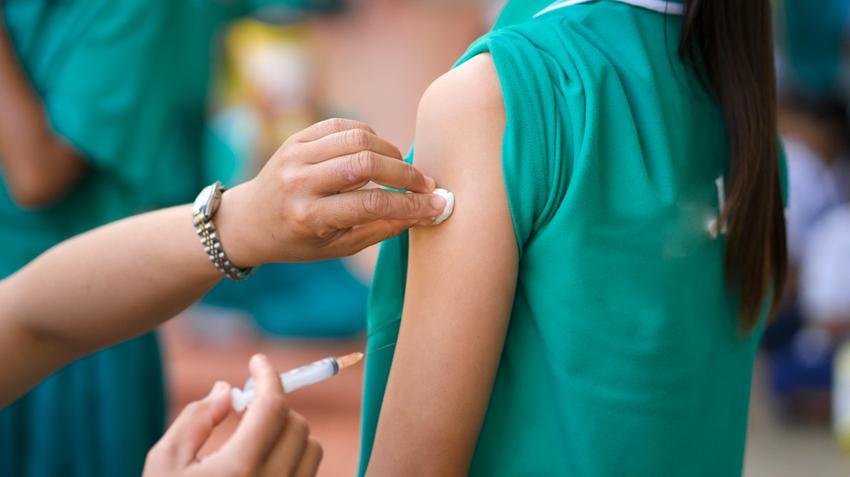 papillomavírus elleni vakcina a világon)
