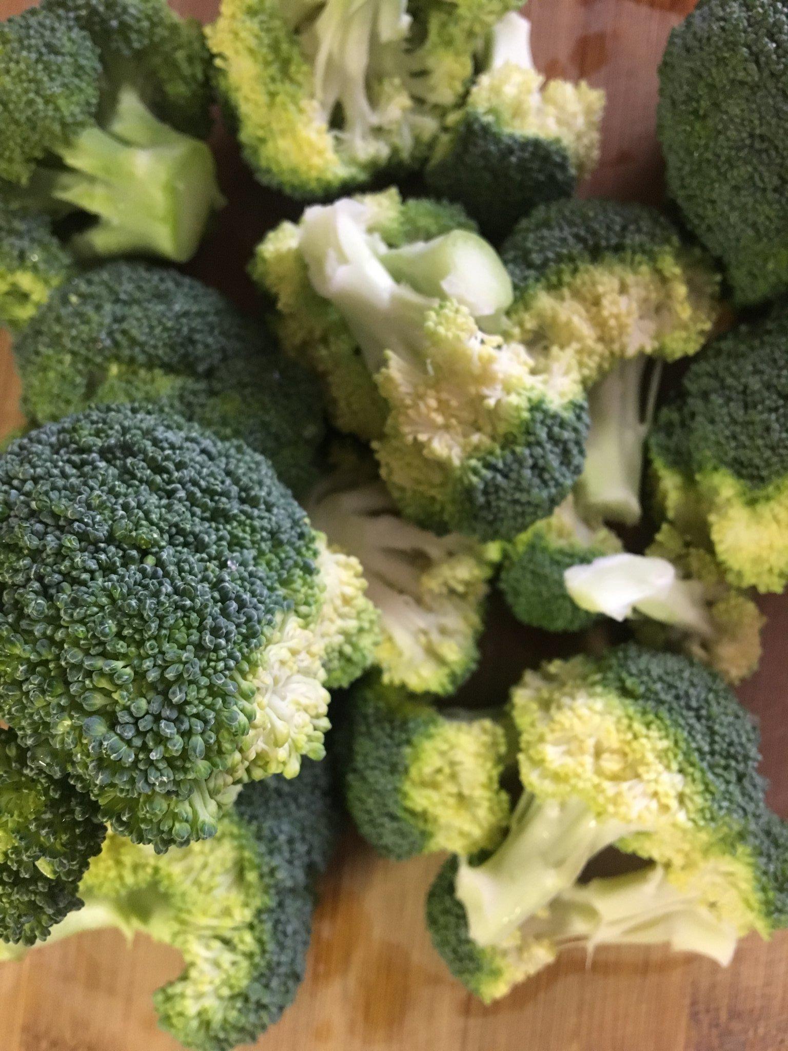 A brokkoli javítja a kapott helmintákat