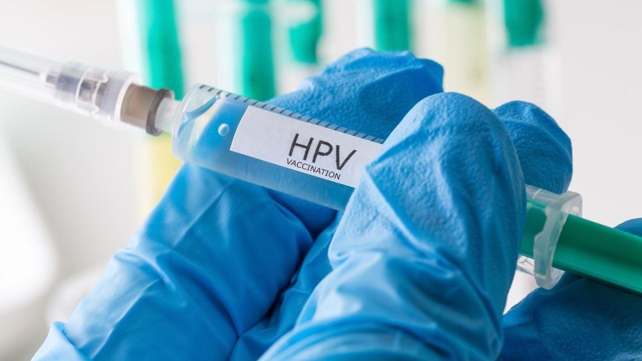 hpv vaccin garcon