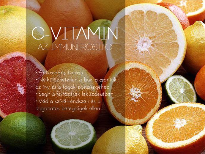 gyomorrák c-vitamin)
