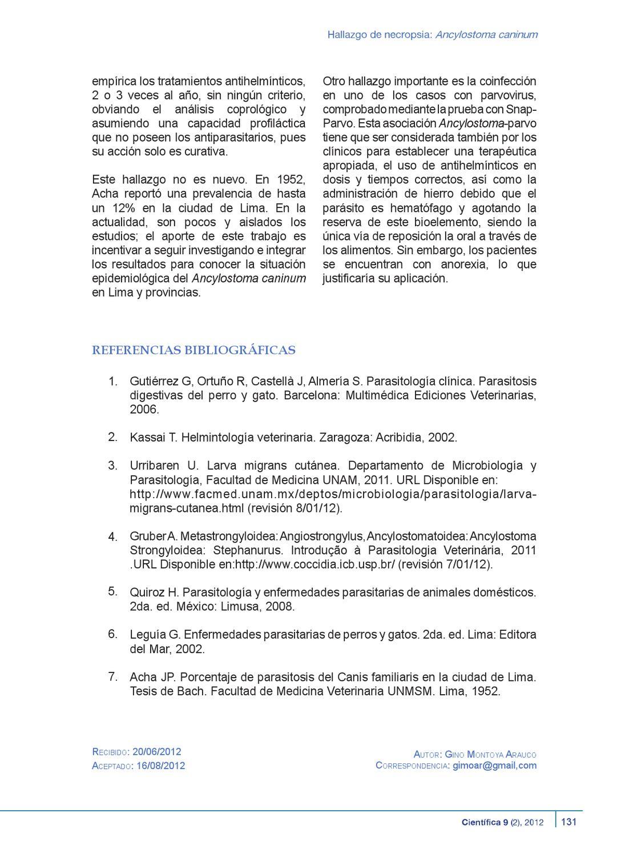 j helmintológia enterobius vermicularis kezelési dózis
