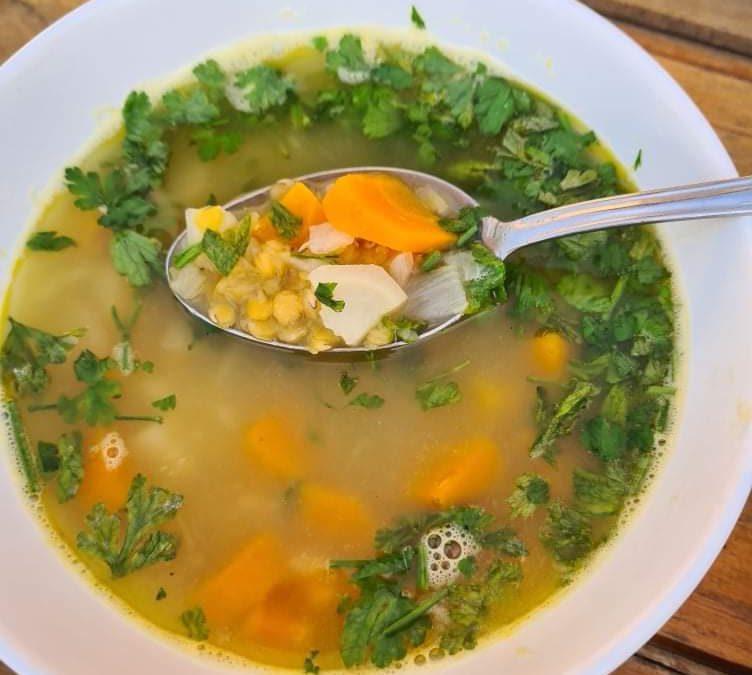 méregtelenítő leves receptek